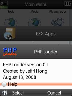 PHP Loader